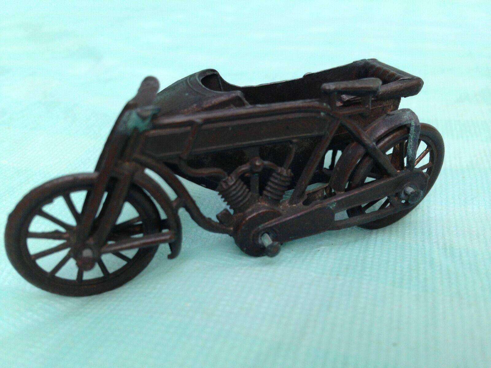 RARE PRE WAR destituer S.R Sunbeam Moto avec Milford SIDE-CAR 1930 S