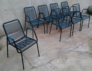 Eccezionale lotto di sedie da bar anni ebay
