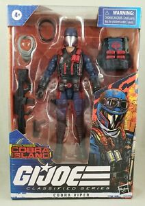 GI Joe Classified Cobra Viper Cobra Island Target Exclusive