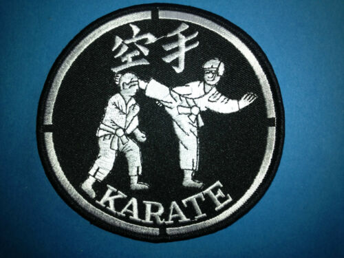 Vintage 1980/'s Karate MMA Martial Arts Sew On Gi Jacket Patches Crests 578