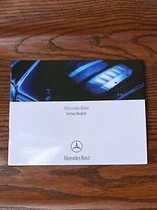 MERCEDES-SERVICE-HISTORY-BOOK-MERCEDES-BENZ-ALL-MODELS-E-CLASS