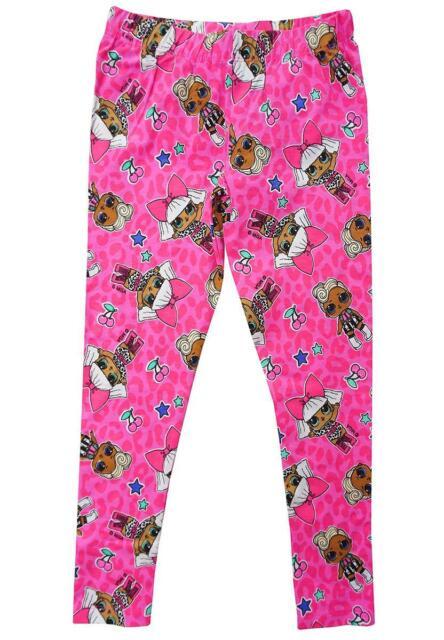 LuLaRoe S//M Child Kids Leggings LLR BNWOT Blue Flowers Pink Vintage Floral