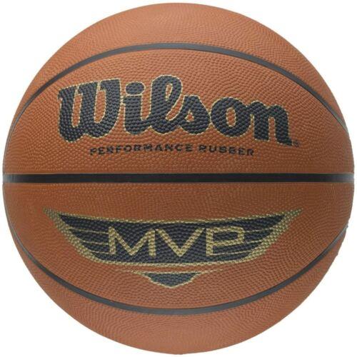 Wilson MVP Outdoor Basketball Ball Size 6 Brown