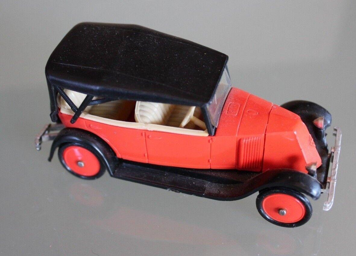 Giocattolo Antico 1 43 Norev Renault Nn 1 Anni 60 Bel Stato N.78 rojo