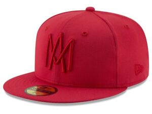 Aguilas de Mexicali New Era LMP Mexican Baseball Custom 59FIFTY Cap ... 3fbbe18cec1