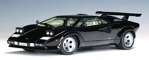 1-43-Autoart-Lamborghini-Countach-5000s-Negro-con-Aberturas