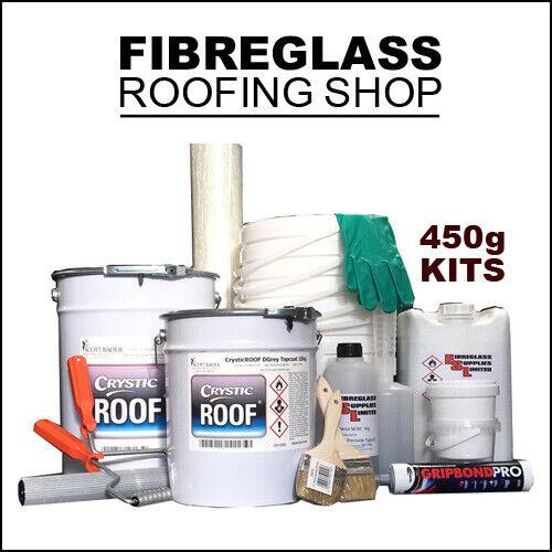 Fibreglass Roofing Tool Kits