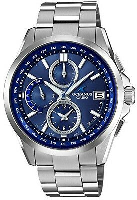 New CASIO OCEANUS Classic Line OCW-T2600-2A2JF 1702 tracking From Japan