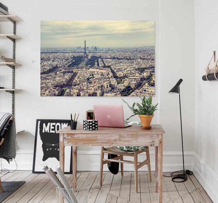 3D Sky City 523 Fototapeten Wandbild BildTapete AJSTORE DE Lemon