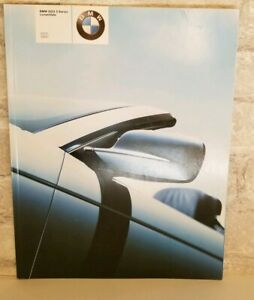 2005 BMW 330Ci 3-Series 325Ci 66-page Sales Brochure Catalog