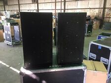"EAW KF300e Speakers, PAIR WITH CASE Tour version 3 way 12"" 7"" 1"""