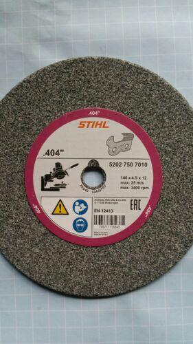 NEU ! 2 Stihl USG HOS Schleifscheibe 4,5 mm für 404er Ketten