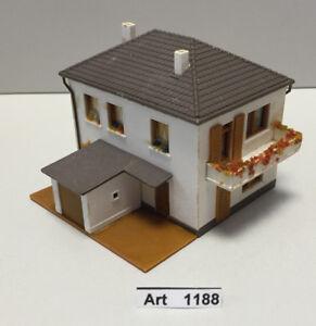 Spur N Vollmer 7702 Bausatz Wohnhaus Neu OVP