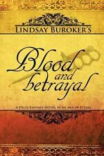 The Emperor's Edge: Blood and Betrayal by Lindsay Buroker (2012, Paperback)