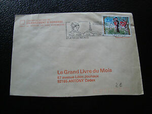 FRANCE-enveloppe-26-3-1985-cy54-french