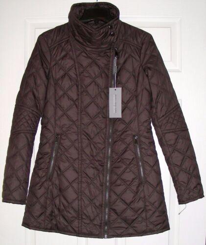 Andrew Frakke Jacket New Størrelse York Brunish Marc lynlås M Women's Quilted qxYfEXOrfw