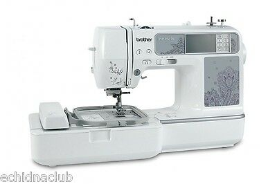 NEW Brother NV950 sewing and embroidery machine with bonus