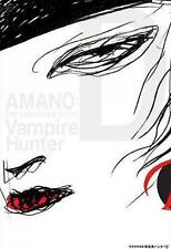 Vampire Hunter D, The Collected Art by Hideyuki Kikuchi   9781595821102