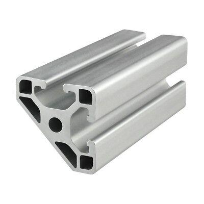 80//20 Inc  40mm x 40mm x 6mm Aluminum Angle Profile 40-8221 x 1220mm Long N