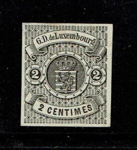 Luxembourg-SC-5-Mint-Part-Original-Gum-40-Hinge-Remnant-S4035