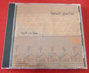 CD-Benoit-Gautier-Tout-Va-Bien-Canada-Records-Album