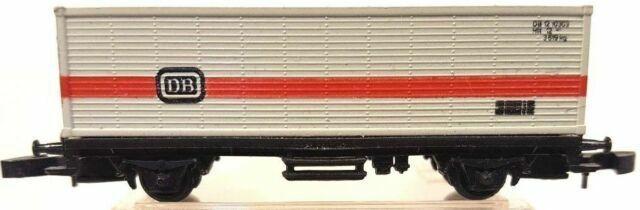 Z Scale Marklin Mini-Club 8615 DB Container Car