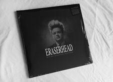 "Eraserhead Soundtrack SILVER VINYL LP Record & 7""! David Lynch/Alan Splet Score!"