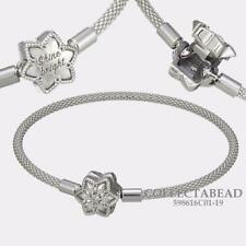 Authentic Pandora Silver Shine Bright Snowflake Bracelet 598616C01 ...