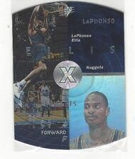 1997-98 SPX SILVER BASKETBALL LAPHONSO ELLIS #12 - DENVER NUGGETS