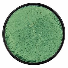 Snazaroo Face and Body Paint, 18ml, Individual Color, Metallic Electric Green