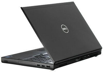 "Dell Precision M4700 Intel i5 3340M 2.70Ghz 16GB 1TB 15.6"" HD DVD Windows 7 Pro"