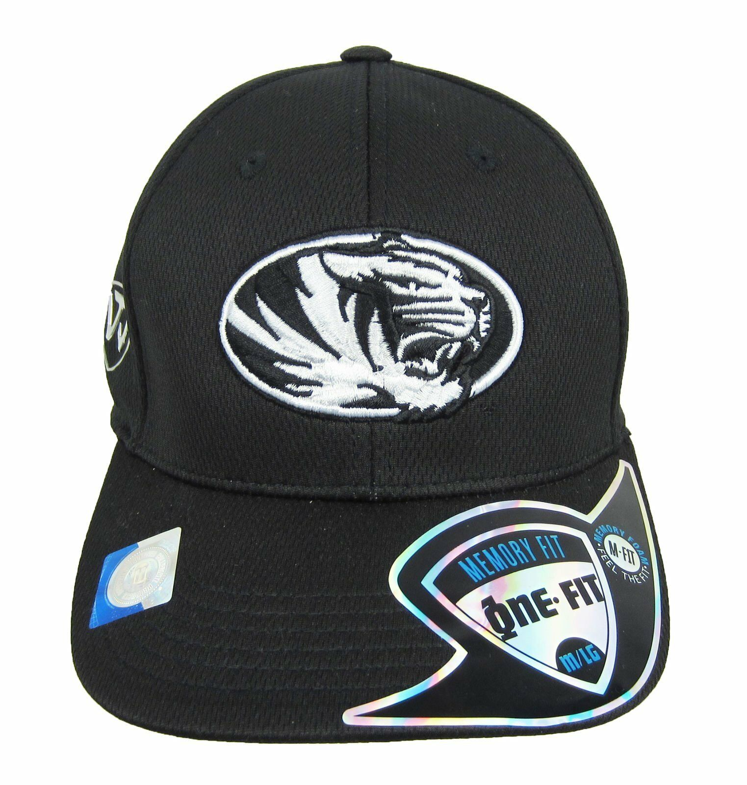 wholesale dealer 43edd 61fc7 ... italy top of the world mens ncaa missouri tigers hat one size fit all hat  tigers
