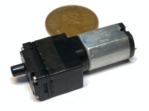 2 Piece 1.5V 3v Micro DC Mini oxygenation oxygen Air pump aquarium Fish Tank A13