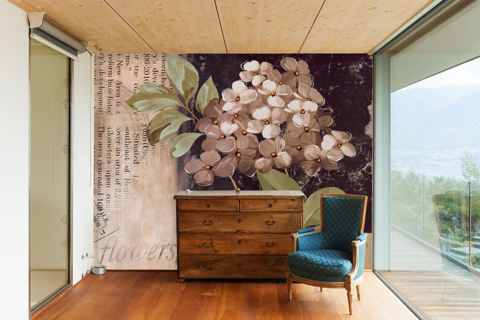 3D Mega Blooming Flowers Plant29 Wall Paper Wall Print Print Print Decal Wall AJ Wall Paper 86b617
