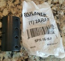 SPX-18-18-F Bore Dia 1 1//8 In Ruland Manufacturing Coupling Two Piece