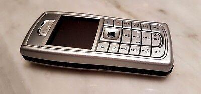 6230 Nokia Mit Original Nokia 32mb Sd-speicherkarte ( Mit Orig. Trailer ) !! Up-To-Date-Styling