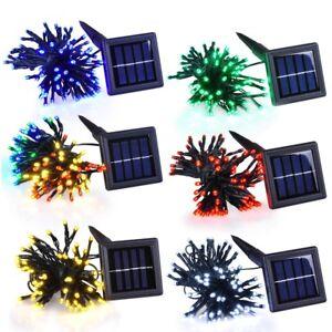100-LED-Solar-Power-String-Light-Outdoor-Garden-Christmas-Party-Decor-Lamp-Fairy