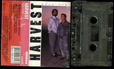 Harvest Holy Fire USA Cassette Tape