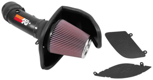 K/&N Cold Air Intake for 2017-2018 Dodge Challenger /& Charger Hellcat 69-2553TTK