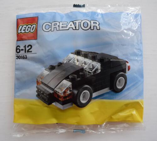 LEGO Creator-Little Black AUTO Polybag-Set 30183-NUOVISSIMO non aperto