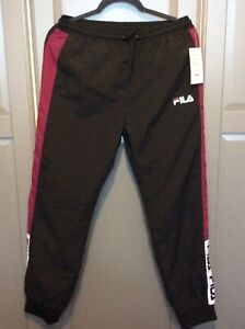 Black Womens Track Pants Size 10 Fitness Joggers Kustom Kit KK961