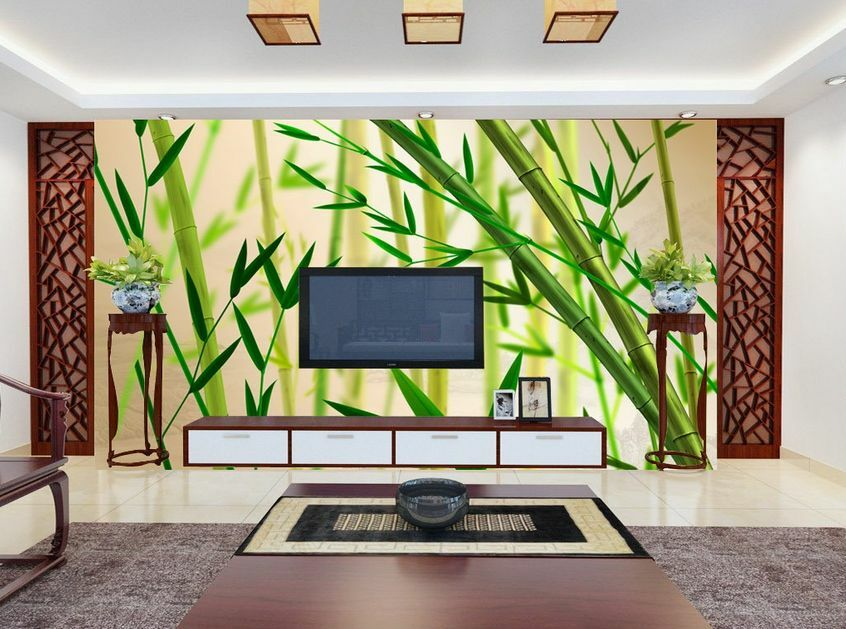 3D Tree painting 1083 Paper Wall Print Decal Wall Wall Murals AJ WALLPAPER GB