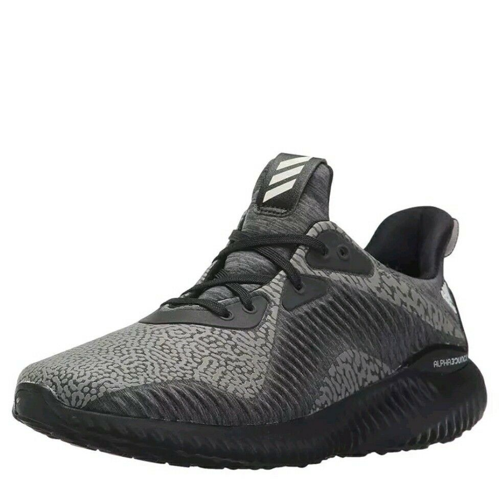 NEW Adidas Women's Athletic Sneakers Alphabounce HPC AMS Running shoes Sz8