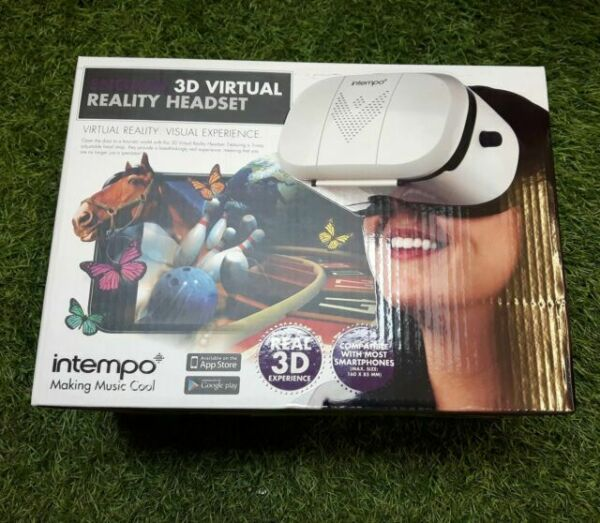 Intempo 3d Virtual Reality Headset Ee1553 for sale online   eBay