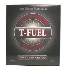 Testerone Booster, T-FUEL,  Muscle Strength, Libido, 3-in-One Formula