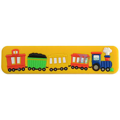 Cartoon Train Child Kids Drawer Dresser Cabinets Cupboard Knobs Handle Door Pull