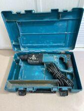 Makita 1 Inch D Handle Rotary Hammer Drill Hr2455
