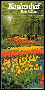tour-Prospekt-Keukenhof-Lisse-Suedholland-Fruehlingspark-um-1968