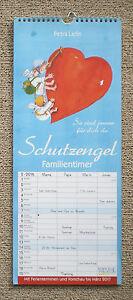 Schutzengel-Familientimer-2016-Familienplaner-Engel-4-Spalten-rar-leichte