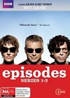 Episodes : Series 1-3 (DVD, 2015, 6-Disc Set)